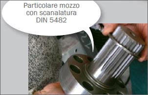 Edilzeta Mixing Bucket in Hardox - BE PR 1000 - Zamboni srl